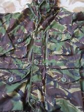 ARKTIS B110 camo SAS Smock JACKET mtp DPM woodland hiking Army mtp LARGE VGC