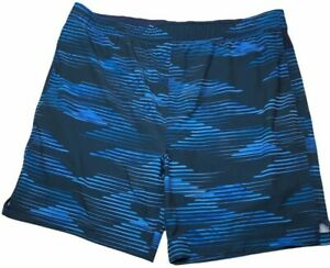 Speedo Men's Size XXL Techvolley Comfort Liner UPF 50+ Stretch Board Swim Shorts