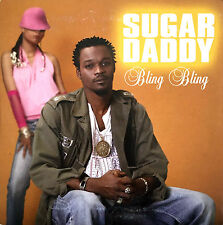 Sugar Daddy CD Single Bling Bling - France (EX/EX+)