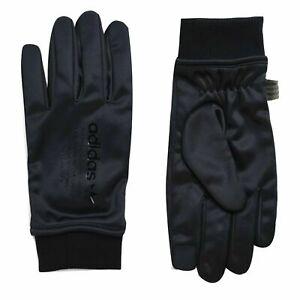 Adidas Unisex NMD Gloves Satin Branded Black BR4697