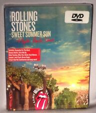 DVD ROLLING STONES Sweet Summer Sun - Hyde Park Live (2013) NEW MINT SEALED
