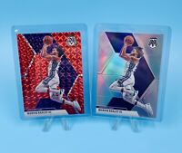 Marvin Bagley 2019-20 Panini Mosaic Silver Prizm & Red Hobby Only Prizm Kings📈