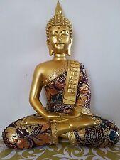 """11""""H Thailand Buddha Statues"""