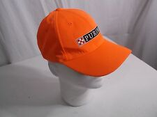 Purina Dog Food Employee Bright Hunter's Orange SnapBack Baseball Cap Hat