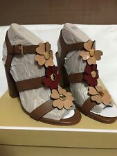 Michael Kors Sandals Kit Leather Sandal Size 9 M Flower