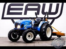 New Listing2012 New Holland Other Boomer 40 2286 Miles Blue Tractor 2.5L 4Cyl Diesel 41Hp A