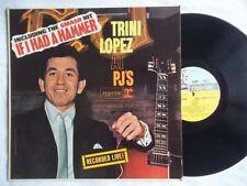 Trini LOPEZ: At PJ's (If I Had a Hammer...) / Reprise UK LP VG+