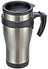 Stainless Steel Drinking Cup Insulated Mug Coffe to go Henkel-Coffee Mug Thermo Cup