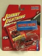 Johnny Lightning 1:64 Die cast Volkswagen VW Beetle in Red