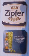 Bierdeckel Zipfer Urtyp Brauerei Zipf Neukirchen Vöckla Österreich