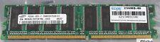 Samsung PC3200U-30331-Z M368L3223FTN-CCC 256MB DDR RAM