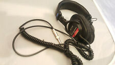 SONY MDR-V6  Studio Monitoring Headphones Preowned Needs New Earpads
