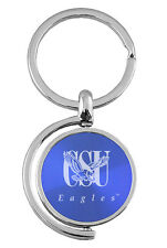 Coppin State University - Spinner Keytag - Blue