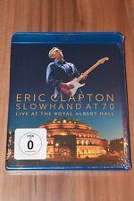 Eric Clapton - Slowhand At 70 (2015) (Blu-ray) (ERBRD5276) (Neu+OVP)