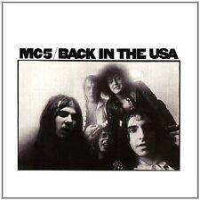 MC5 - Back in the USA WARNER RECORDS CD 1992 OVP