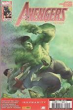 The AVENGERS UNIVERSE N° 14 Marvel France Panini comics Hulk Avengers Thor