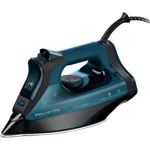 Professional Steam Iron Ironing Press Rowenta Steamer Garment Premium Care 1750W