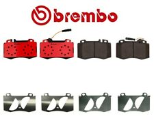 For Mercedes Benz R129 SL500 SL600 ML55 AMG Front Disc Brake Pad Brembo P50041N