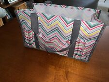 THIRTY ONE Party Punch Chevron Keep it Caddy  Women's Bag