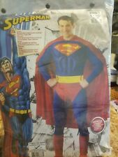 Superman Muscle Adult XL Costume  #600