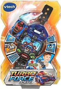 Vtech-TURBO FORCE RACERS Bracelet-rouge-Neuf