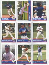 2005 Vero Beach Dodgers Hong-Chih Kuo Tainan City Taiwan Baseball Card