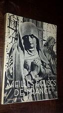 VIEILLES EGLISES DE FRANCE - Louis Réau 1948