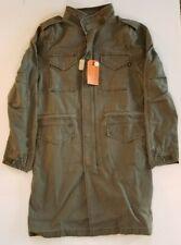 Alpha Industries Quartermaster M-65 Field Coat Long Olive MJM47507C1 Medium