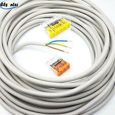 Kabel NYM-J 3x1,5-5x2,5 Feuchtraum Mantelleitung Stromkabel Elektro 10-100m??