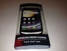 Rocketfish Mobile Hard Shell Case for Samsung DROID Charge  - Black