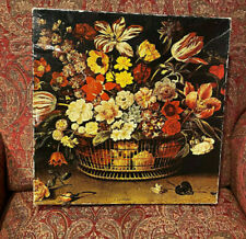 1971 Bouquet of Flowers by Jacques Linard Springbok Jigsaw Puzzle 500+ Pcs