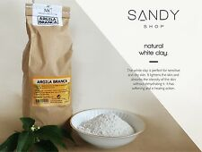 Pure Organic White Clay Fine Kaolin Powder Face Mask – 1000g - 1 Kg