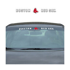 Brand New MLB Boston Red Sox Car Truck SUV Windshield Window Decal Sticker