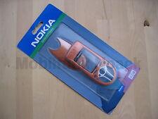 Original Nokia 3660 Xpress-on cc-190d Cover | Couvercle De Batterie D'| Orange | NOUVEAU & NEUF dans sa boîte