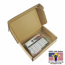 10value 20pcs Electrolytic Radial Motherboard Capacitor Kit US Seller KITB0016