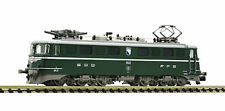 FLEISCHMANN 737291 N Locomotive électrique Ae 6/6 de kantonslok » (vert),SBB DCC