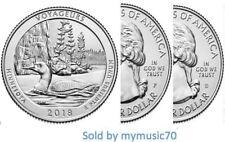 2018 P+D Voyageurs National Park Quarter (MN) **ON HAND**