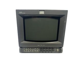 "Sony PVM 9L3 8"" Trinitron HR CRT monitor - Broadcast / gaming"