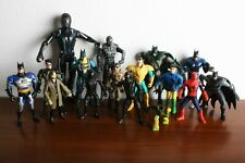 Lot of Action Figures Batman, Spiderman, Action man, 4-6''