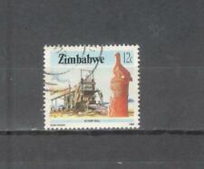 S9313 - ZIMBAWE 1985 - MAZZETTA DI 5 SELEZIONE MINERALI - VEDI FOTO