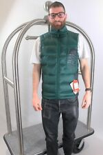 THE NORTH FACE 550 Peak Frontier II Vest Gilet - Green Black - Small S - BNWT