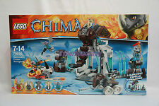 Lego Legends of Chima 70226 Mammoth's Frozen Stronghold MISB