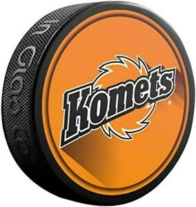 Fort Wayne Komets ECHL Souvenir Hockey Puck