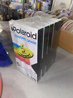 Vintage Polaroid Video Blank VHS Tapes 5 Packs T-120 SEALED