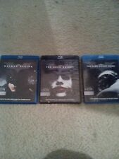 The Dark Knight Trilogy: Ultimate Collectors Edition (Blu-ray Disc, 2013, 6-Disc