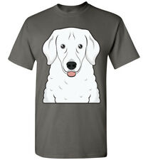 Kuvasz Dog Cartoon T-Shirt Tee - Men Women Ladies Youth Kids Tank Long Sleeve