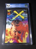 Earth X 1/2 Marvel-Wizard CGC 9.6 NM+