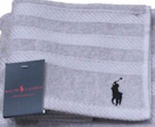 Ralph Lauren grey towels set x 2