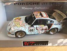 1/18 PORSCHE 911 GT2 Le Mans N° 68 UT models, très très rare