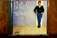Adoro - Placido Domingo  -  CD, VG